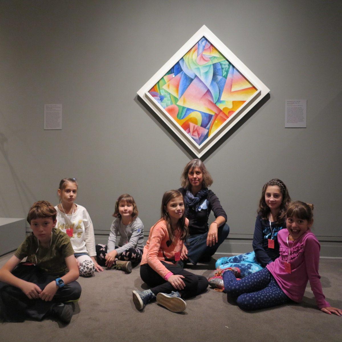 У истоков современного искусства. Тур для детей. Музей Метрополитен
