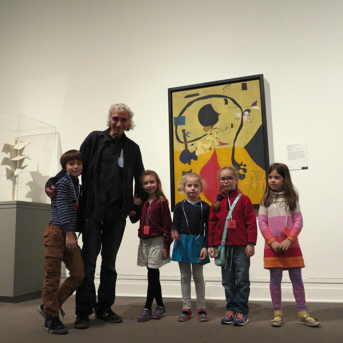 Metforkids Museum tours Met with Boris Kuznetsov Oct 16th, 2016
