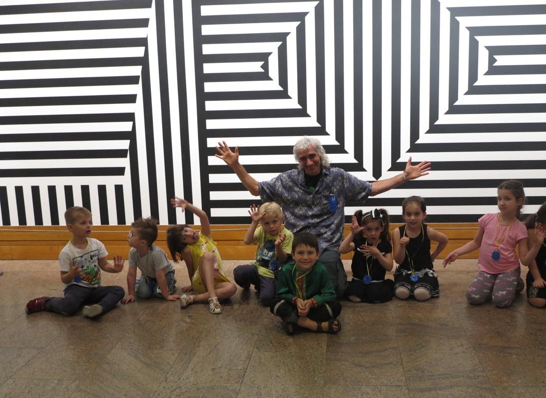 Как ходить в музей с детьми. Тур для мам и пап